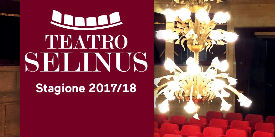 Stagione 2017/2018 Teatro Selinus